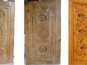 Quality Teak Doors..