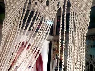 Handmade designer curtain..