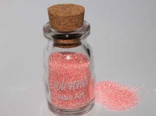 Solenne Caviar Nail Polish with Different Colors..
