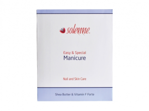 Solenne Hygienic Waterless Manicure Set..
