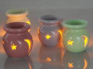 Ceramic Aroma Oil Burner Wholesale Aroma Burner..