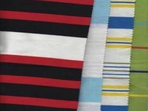 Sinker Feeder Stripe Fabric..
