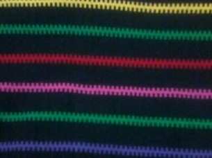 Cotton Feeder Mini Jaquard Fabric..