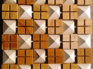 Natural Stone Mosaics & Panels for Exterior & Inte..
