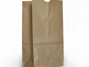 Paper bags..