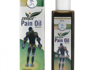 Zenior Pain Oil..