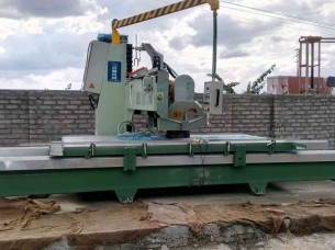 Marble and Granite Machinery..