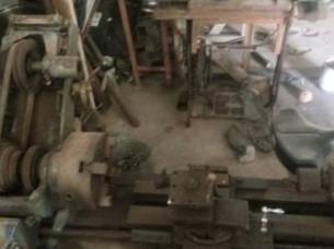 Lathe Machinery..