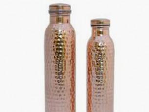 Copper Water Bottles..