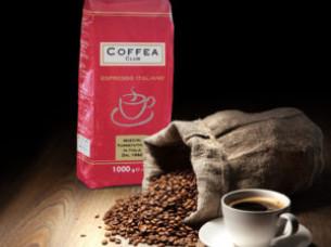 COFFEA CLUB ITALIAN COFFEE..