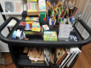 School Stationery Items..