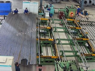 tubing upsetting press  for Upset Forging of  oil pipe..