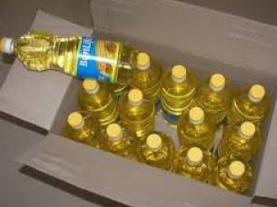 Sunflower oil..