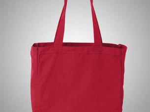 Shopping bags GOTS certified..