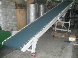 Fixed Belt Conveyor Machine..