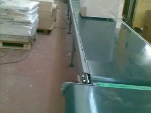 Horizontal Belt Conveyors..