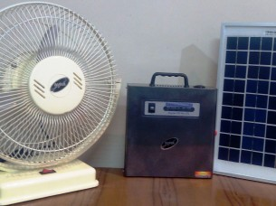 Mini Solar Inverter With Fan..